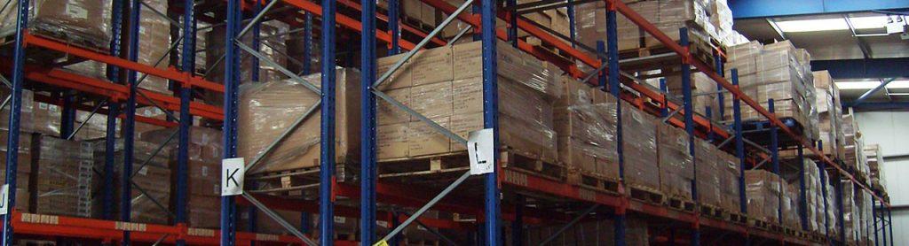 Оптимальная вентиляция для складских помещений