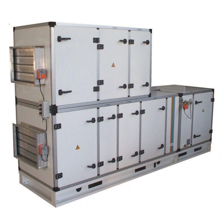 Приточные, Приточно-вытяжные вентиляционные установки.